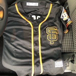 Buster Posey San Francisco Giants Jersey